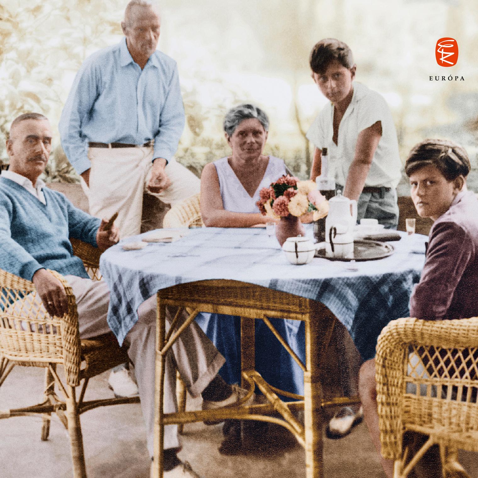 Thomas Mann árnyékában - A Mann-család titkai